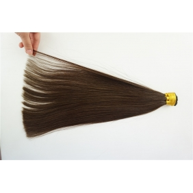 "100S 20"" Stick tip hair 1g/s human hair extensions #02 Double Drawn"